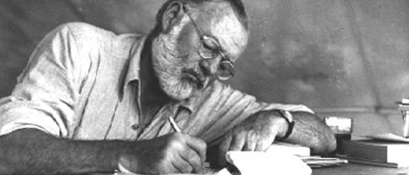 research essay on ernest hemingway